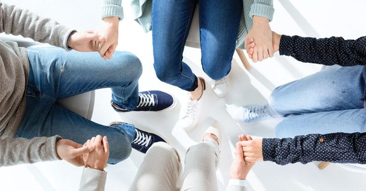Psychoterapeutyczna grupa wsparcia